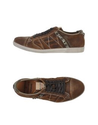 Barracuda Low Tops And Trainers Brown