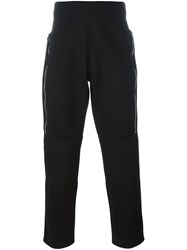 Givenchy Zip Detail Trousers Black