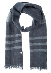Marc O'polo Scarf Light Royale Blue