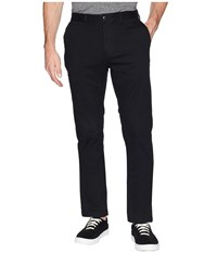 Dc Worker Straight Chino Black Casual Pants