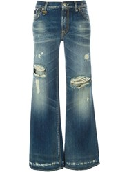 R 13 R13 'The Jane' Jeans Blue