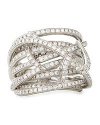 Stephen Webster Forget Me Knot Barbed Diamond Ring