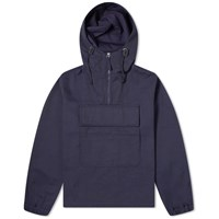 Universal Works Pullover Anorak Blue