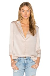 Amanda Uprichard Yvonne Top Blush
