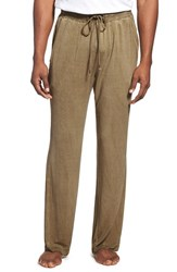 Men's Daniel Buchler Lounge Pants Army
