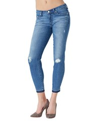Big Star Alex Skinny Ankle Jeans Blue