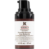 Kiehl's Since 1851 Women's Powerful Strength Line Reducing Eye Brightening Concentrate No Color