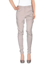 Drykorn Trousers Casual Trousers Women Dove Grey