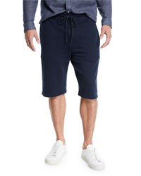 Vince Cotton Sweat Shorts Coastal