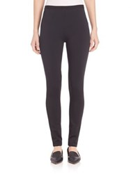 Helmut Lang Solid Scuba Leggings Black