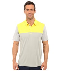 Oakley Alignment Polo Blazing Yellow Men's Short Sleeve Pullover