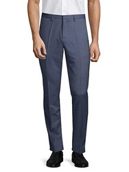 J. Lindeberg Paulie Summer Twill Trousers Blue