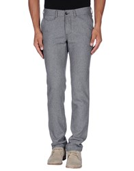 Seal Kay Independent Trousers Casual Trousers Men Grey