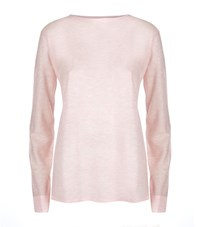 Finders Keepers Sleepless Night Fine Knit Sweater Female Pink