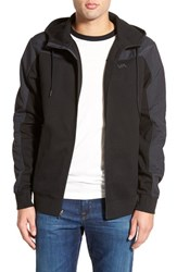 Men's Rvca Technical Fleece Jacket
