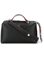 Fendi Mini 'By The Way Boston' Tote Black