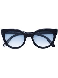Garrett Leight X Thierry Lasry 'Collab No. 3' Sunglasses Black