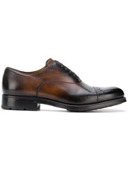 Bally Luthar Oxford Shoes Brown