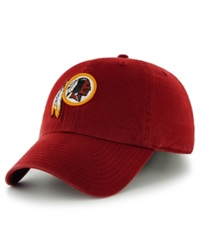 '47 Brand Nfl Hat Washington Redskins Franchise Hat Razor Red