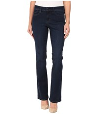 Nydj Billie Mini Bootcut Jeans In Verdun Wash Verdun Wash Women's Jeans Blue