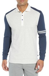 Bobby Jones Rugby Rule Regular Fit Shirt Grey