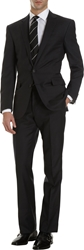 Ralph Lauren Black Label 'Anthony' Two Button Suit Charcoal