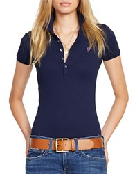 Polo Ralph Lauren Skinny Stretch Shirt Blue