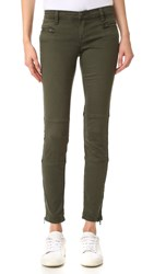 Blank Sateen Utility Pants Green Juice