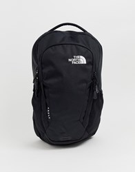 The North Face Vault Backpack In Black Black