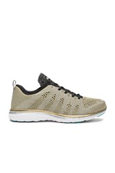 Athletic Propulsion Labs Apl Techloom Pro Metallic Gold