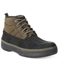 Barbour Men's Mr. Duck Casual Boots Men's Shoes Olive