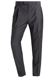 Strellson Drone Suit Trousers Dark Grey Anthracite