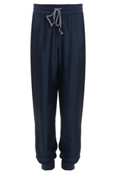 Band Of Outsiders Lk21 Silk Twill Sweatpant