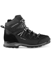 Karrimor Hot Rock Waterproof Mid Hiking Boots From Eastern Mountain Sports Black