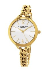 Stuhrling Women's Vogue Stainless Steel Watch Metallic
