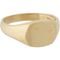 Grace Lee Gold Signet Ring