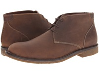 Johnston And Murphy Copeland Chukka Tan Oiled Full Grain Men's Lace Up Boots