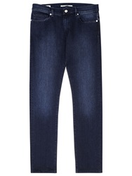 Reiss Hendrix Light Wash Slim Jeans Blue