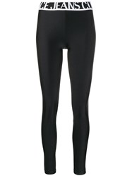 Versace Jeans Couture Stretch Jersey Leggings 60