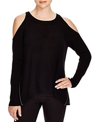 Ramy Brook Tasha Cold Shoulder Sweater