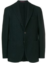 The Gigi Degas Blazer Green