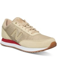 New Balance Men's 501 Core Ripple Casual Sneakers From Finish Line Dust Crimson