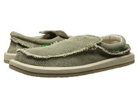 Sanuk Chiba Olive Men's Slip On Shoes