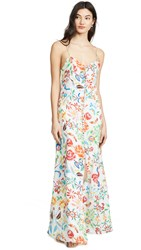 All Things Mochi Melissa Dress White Floral