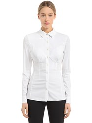 La Perla Cotton Shirt W Incorporated Bra Cup