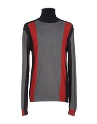 Gianfranco Ferre Gf Ferre' Turtlenecks Grey