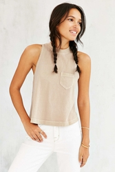 Bdg Anna Tank Top Taupe