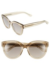 Women's Boss 52Mm Retro Sunglasses Dove