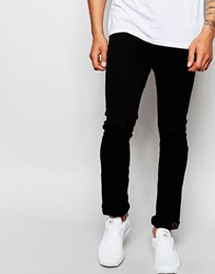 Superdry Black Jeans In Slim Fit