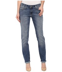 Mavi Jeans Emma In Used Tribeca Medium Blue Used Tribeca Medium Blue Women's Jeans